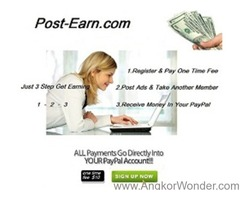 ad posting job work from home