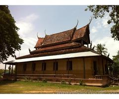 Wat Ampil Bodhi Prak or Wat Ampil