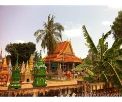 Wat Dhamma Rangsey or Wat Sompov Loun