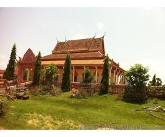 Wat Bodhi Lberk or Wat Lberk