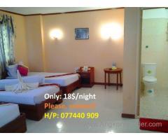 Angkor Saphir Hotel, Siem Reap