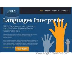 KEEN Languages Interpreter