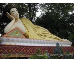 Watt Mahabodhivana (Ta Thieu)
