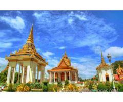 Wat Koh Pothivong aka Watt Chomteavatei