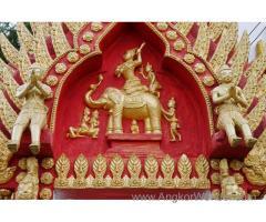 Wat Sovann Reasei Ratanaram aka Wat Koh Kondal Pises
