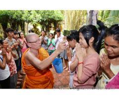 Wat Chantha Borei Vong aka Watt Koh Samrong Andaet