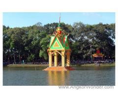 Watt Candarangsi or Watt Khmer Prey Nokor