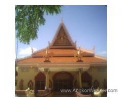 Wat Chheur Teal Khpos Dey Ta koy