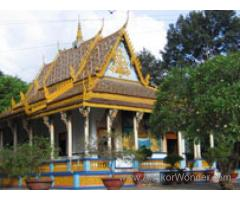 Wat Nikroathavan or Asrom Samadhi Kol Totoeung