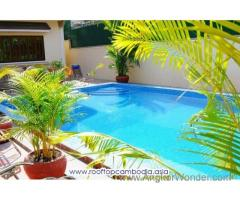 Guesthouse business for sale in Tonle Bassac