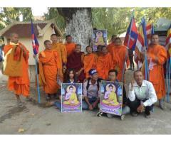 Wat Kok Pisei Rath or Kok Ampil