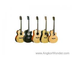 Caravan, Sakura, Fender guitars
