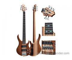 Bass guitar 5 & 4 Strings